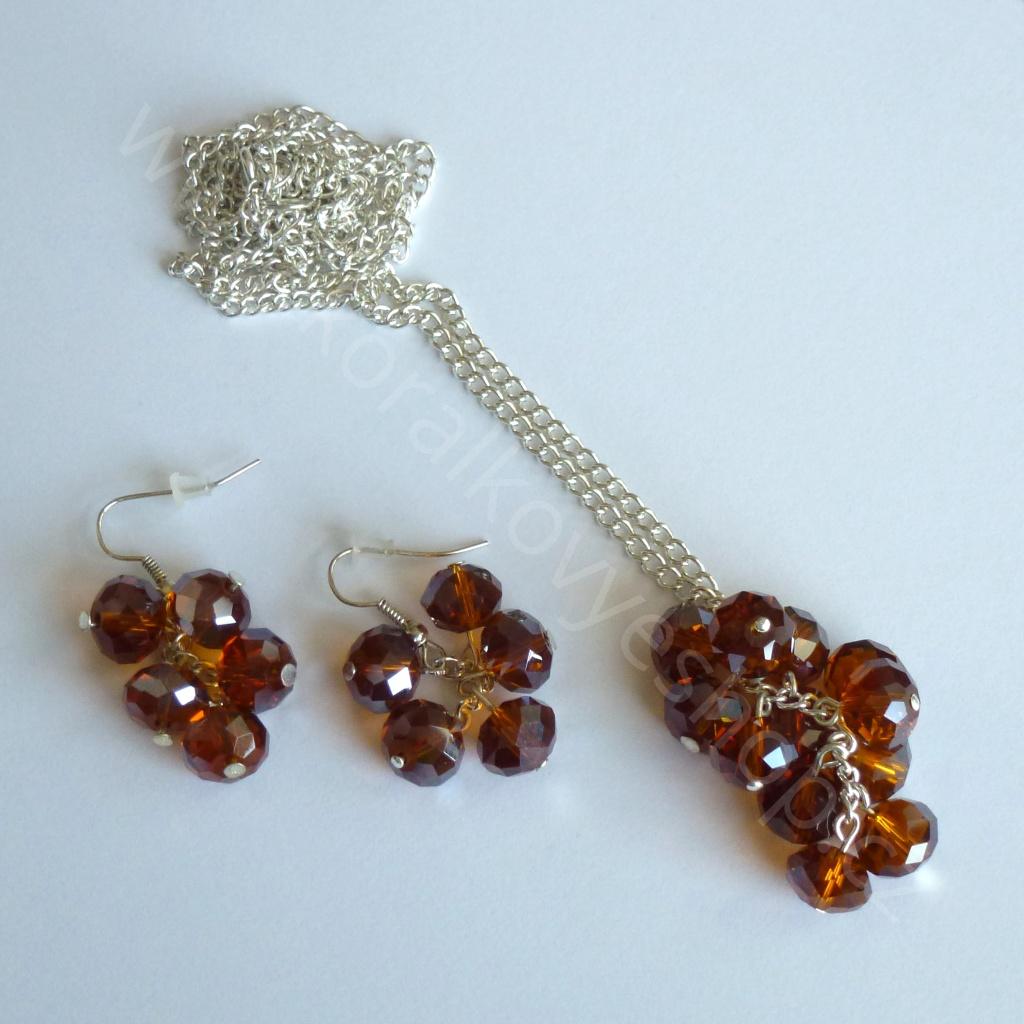 Šperkový set - začíná podzim