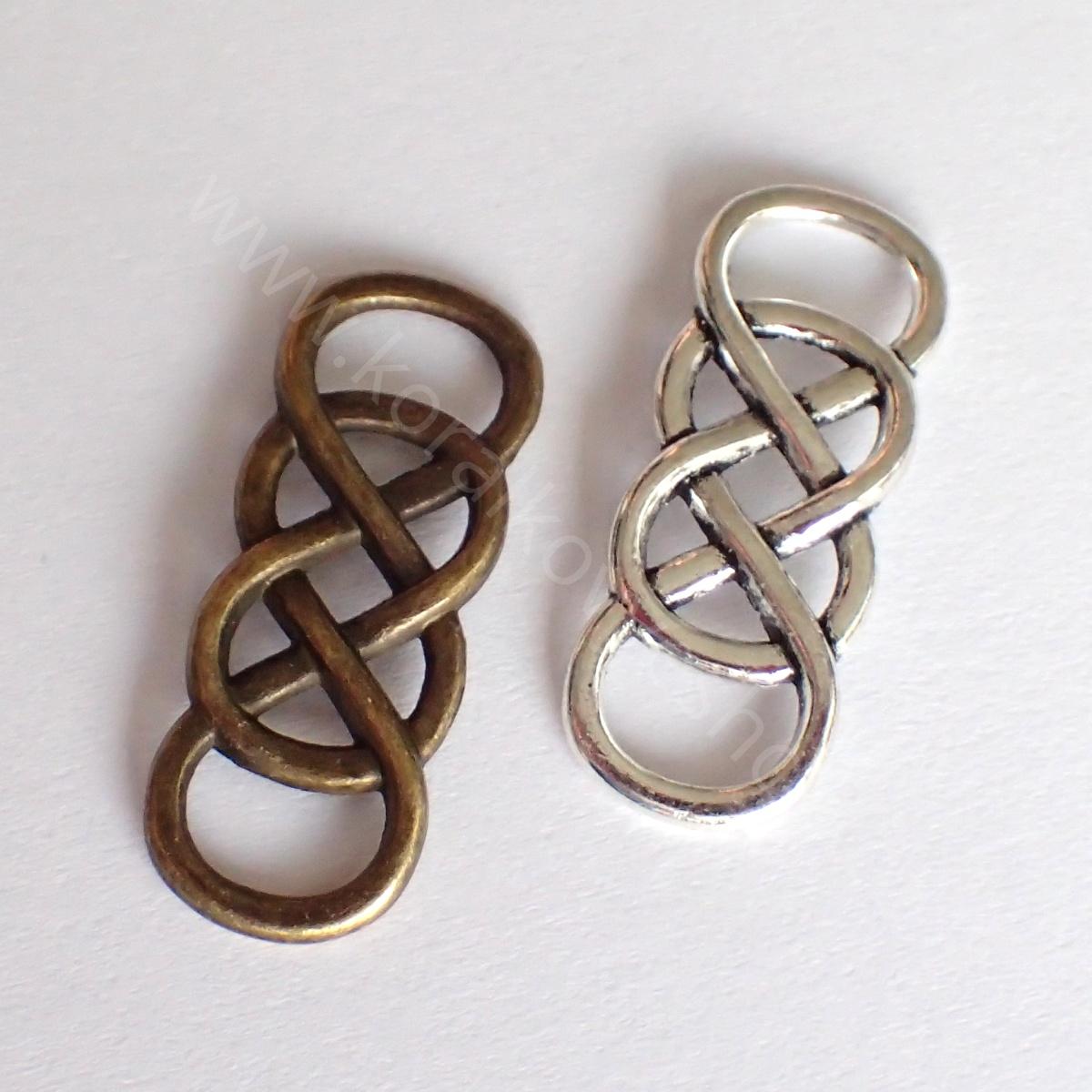 Infinity - nekonečno - Stříbrná